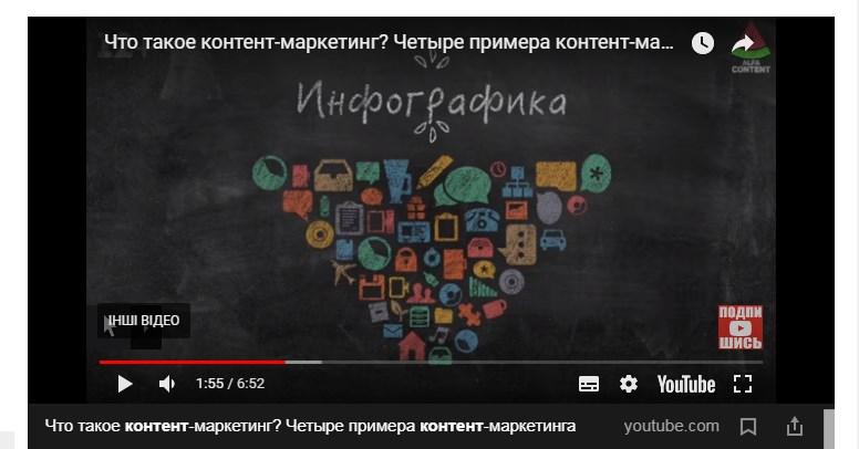 нуен ли видео контент для сайта